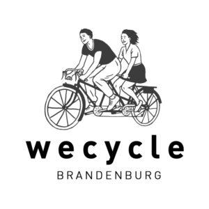 wecyclebrandenburg Logo